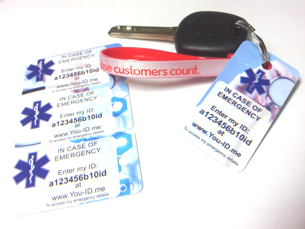Plastic keycard printing for clubcard, promotional, ID purposes. Tesco clubcard key fob cards printed for you custom printing and design. keycard key ring style.